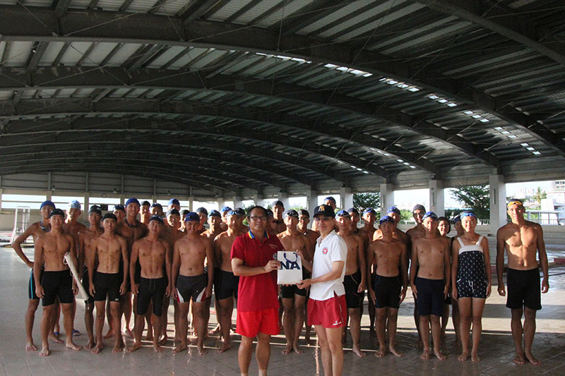 Summer Water lifeguard Certification Test