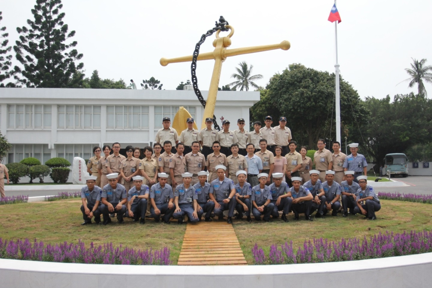 Officer and Non-commissioned Officer Training in the first half of 2016